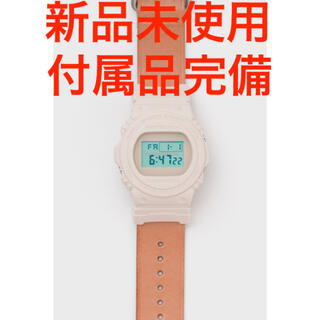 エンダースキーマ(Hender Scheme)のHender Scheme G-SHOCK エンダースキーマ スキマ(腕時計(デジタル))