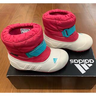 adidas - アディダス スノーブーツ 子供用