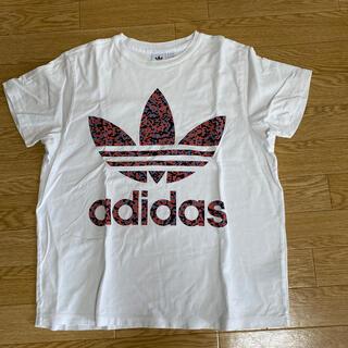 adidas - Lサイズ adidas Tシャツ
