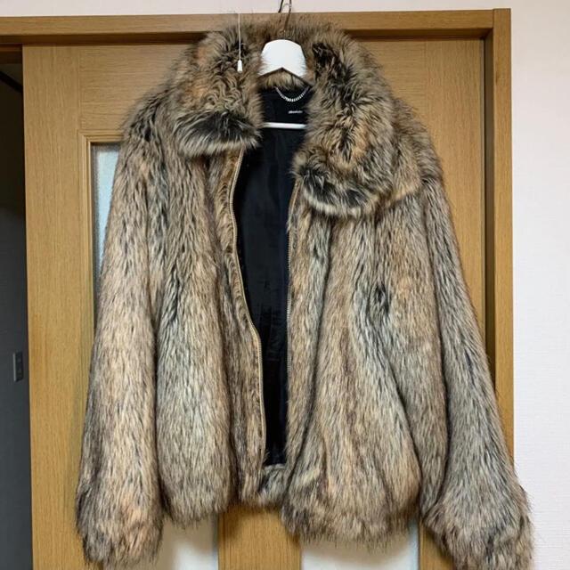 Absolute fur jacket メンズのジャケット/アウター(ブルゾン)の商品写真