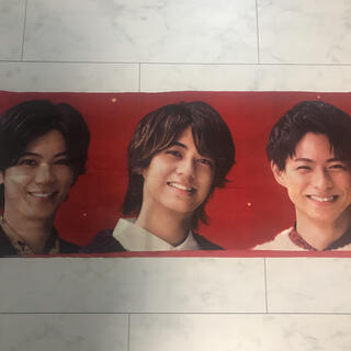 King & Prince キンプリ 横断幕(男性アイドル)