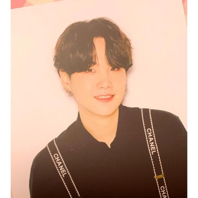 防弾少年団(BTS)(ボウダンショウネンダン)のBTS 防弾少年団  カウコン ポストカード SUGA  ユンギ 公式 エンタメ/ホビーのCD(K-POP/アジア)の商品写真