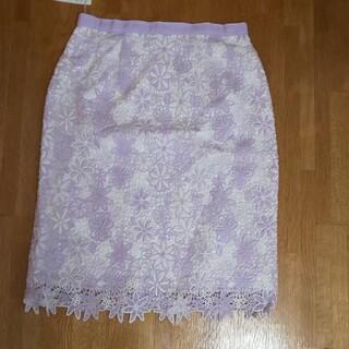Debut de Fiore - 新品レースタイトスカート