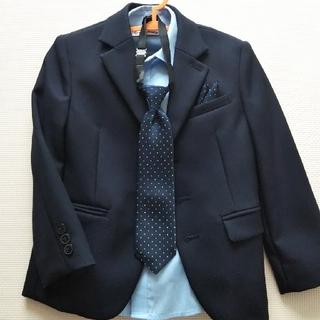 専用品 110 美品 フォーマル スーツ 男の子(ドレス/フォーマル)