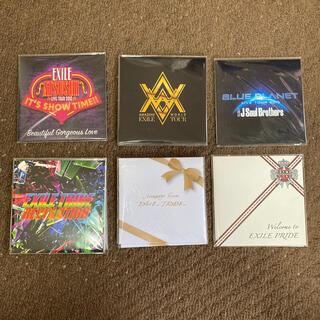 エグザイル トライブ(EXILE TRIBE)のEXILE  CD(ミュージック)