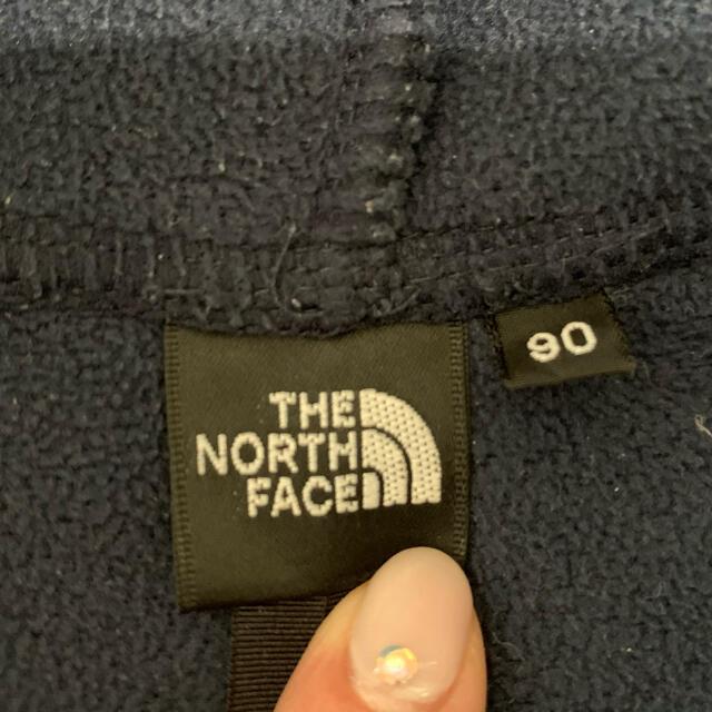 THE NORTH FACE(ザノースフェイス)のノースフェイス フリース キッズ/ベビー/マタニティのキッズ服男の子用(90cm~)(ジャケット/上着)の商品写真