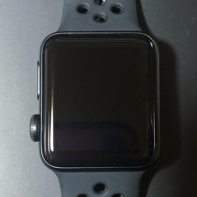 Apple Watch(アップルウォッチ)のApple Watch SERIFS 3 NIKE 38mm メンズの時計(腕時計(デジタル))の商品写真