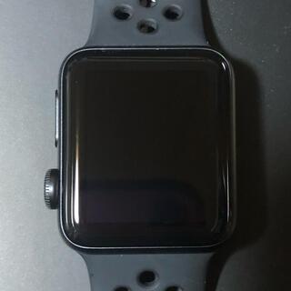 Apple Watch - Apple Watch SERIFS 3 NIKE 38mm