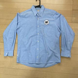 フォーティーファインクロージング(FORTY FINE CLOTHING)のforty fine clothing ワッペン オックスフォードシャツ(シャツ)