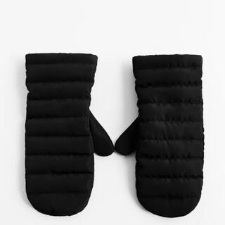 ザラ(ZARA)の新品 ZARA 手袋 ミトン キルティング(手袋)