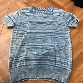 ベイフロー(BAYFLOW)のBAYFLOW 半袖ニット(Tシャツ/カットソー(半袖/袖なし))