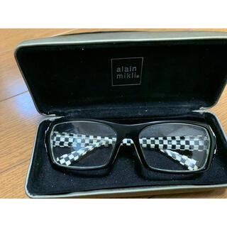 alanmikli - アランミクリ セルフレーム 眼鏡 度なし レア