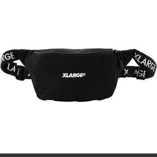 XLARGE - XLARGE(エクストララージ)EMBROIDERYLOGO WAIST BAG