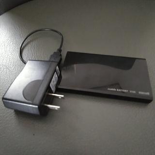 マクセル(maxell)の携帯充電器★iPhone用(バッテリー/充電器)