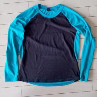 モンベル(mont bell)のお値下げ モンベル 長袖M レディース(Tシャツ(長袖/七分))