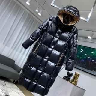 MONCLER - 秋冬の新モデルrarnaibaロングレディースダウンコート