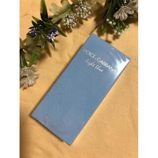 ドルチェアンドガッバーナ(DOLCE&GABBANA)の【新品未開封】ドルチェ&ガッバーナ ライトブルー EDT 25ml(ユニセックス)