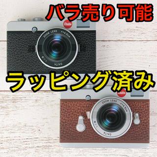 カルディ(KALDI)の新品 カルディ KALDI カメラ缶 2個セット バレンタイン(菓子/デザート)