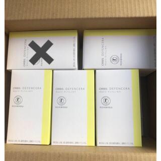 オルビス ディフェンセラ 4箱セット (その他)