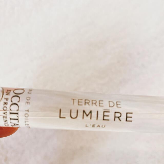 L'OCCITANE(ロクシタン)のロクシタン フレグランス テール ド ルミエール コスメ/美容の香水(香水(女性用))の商品写真