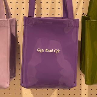 ジーディーシー(GDC)のGirls Don't Cry × See You Yesterday bag(トートバッグ)