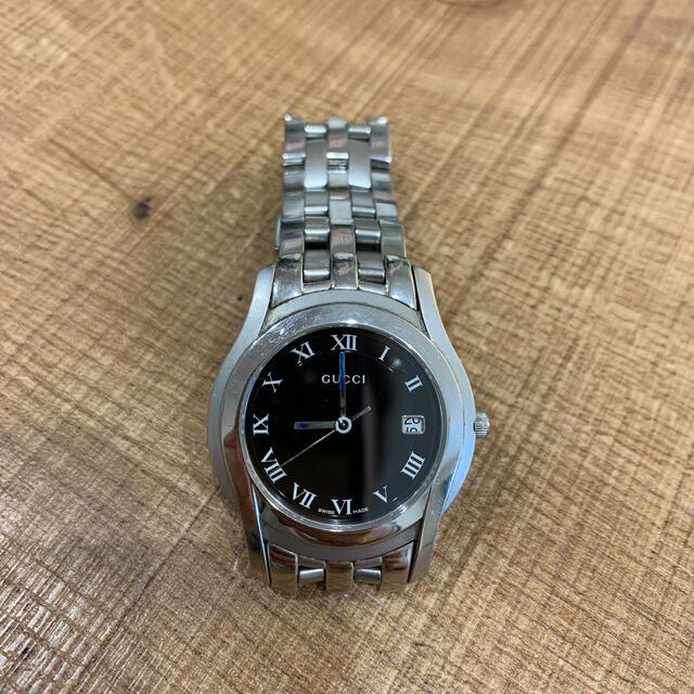 Gucci(グッチ)のGUCCI アナログ時計 men's 現状お渡し メンズの時計(腕時計(アナログ))の商品写真