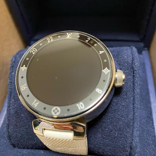 LOUIS VUITTON(ルイヴィトン)のルイ・ヴィトン 腕時計 メンズの時計(腕時計(デジタル))の商品写真