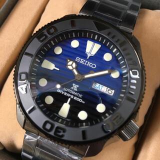 セイコー(SEIKO)のセイコースポーツ SRPD65K1 セイコー5 MOD カスタム(腕時計(アナログ))