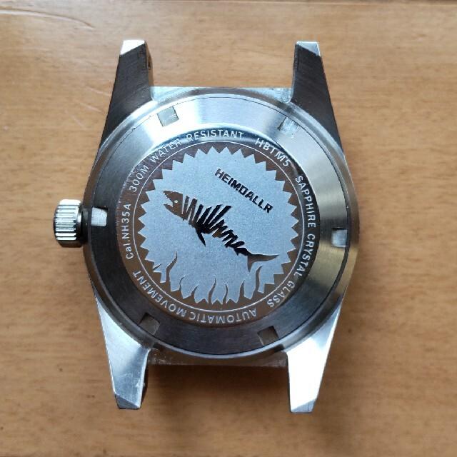 SEIKO(セイコー)のHEIMDALLR HN35キャリバー ファーストダイバー MOD sbdx  メンズの時計(腕時計(アナログ))の商品写真