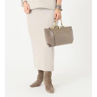 DEUXIEME CLASSE - Deuxieme Classe Wool knit スカート 38 美品