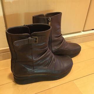 アラヴォン(Aravon)のニューバランス アラボン 23センチ ブーツ(ブーツ)