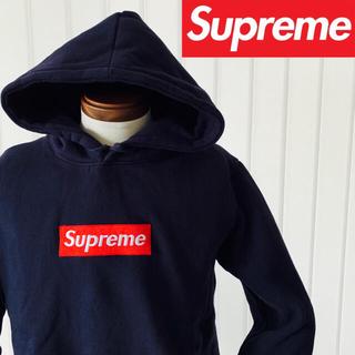 シュプリーム(Supreme)の貴重!2016/AW  Supreme supreme ボックスロゴパーカー(パーカー)
