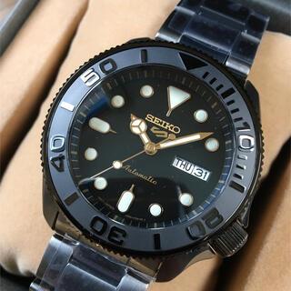 セイコー(SEIKO)のセイコー スポーツ SRPD65K1 セイコー5 MOD カスタム(腕時計(アナログ))