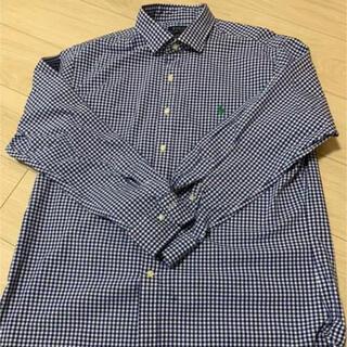 ポロラルフローレン(POLO RALPH LAUREN)のラルフローレン  チェックシャツ XXL相当(シャツ)