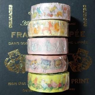 フランシュリッペ(franche lippee)のフランシュリッペ マスキングテープ マステ(テープ/マスキングテープ)