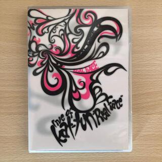 """カトゥーン(KAT-TUN)のLive of KAT-TUN """"Real Face"""" DVD(舞台/ミュージカル)"""