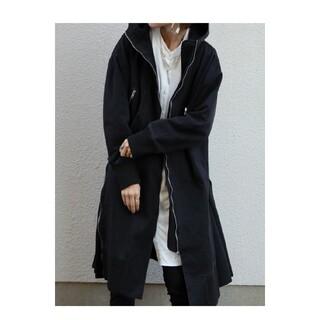antiqua - アンティカ ミリタリーコート 完売 ブラック