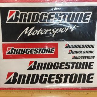 ブリヂストン(BRIDGESTONE)の新品未開封 ブリジストン  ステッカー(ステッカー)
