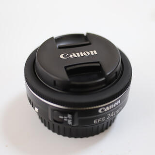 Canon - Canon EFS 24mm f2.8 STM