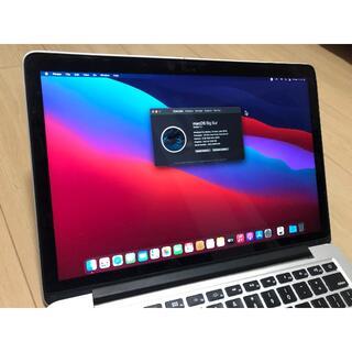 アップル(Apple)のApple MacBook Pro Retina late 2013(ノートPC)