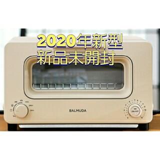 BALMUDA - 新品未使用新型 BALMUDA The Toaster バルミューダ トースター