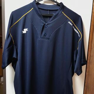 エスエスケイ(SSK)の【新品未使用】SSK 野球 半袖Tシャツ ベースボールシャツ サイズO LL(ウェア)
