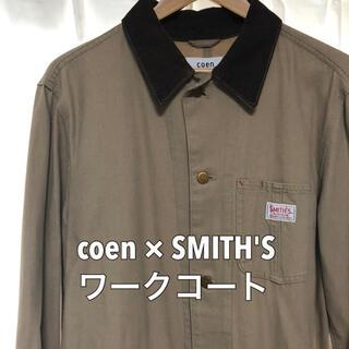 coen × SMITH'S ワークコート