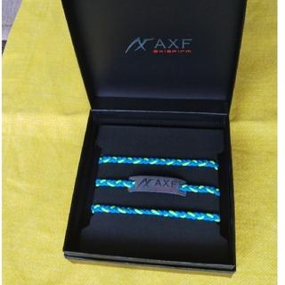 AXF アクセフ カラーバンド ネックレス≪中古品≫  箱付き