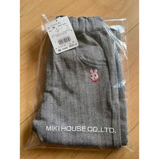 ホットビスケッツ(HOT BISCUITS)の新品 ミキハウス ホットビスケッツ ズボン パンツ 90(パンツ/スパッツ)