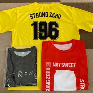 サントリー(サントリー)のストロングゼロ Tシャツ M/Lサイズセット(Tシャツ/カットソー(半袖/袖なし))