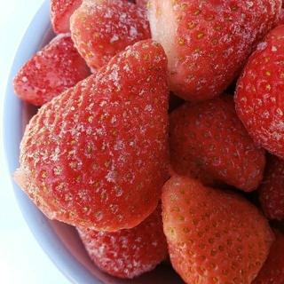 【アイボリーピンク様専用】冷凍いちご4kg 熊本県産 ゆうべに(フルーツ)