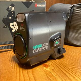 キョウセラ(京セラ)の京セラ サムライ X3.0【ジャンク】(フィルムカメラ)