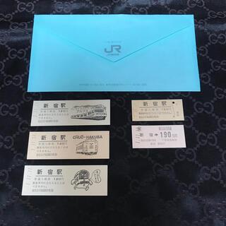 ジェイアール(JR)のJR東日本 記念切符セット(鉄道)