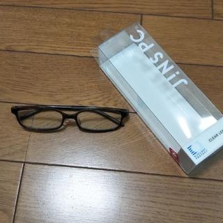 ジンズ(JINS)のJINS PC ブルーライトケア 眼鏡(サングラス/メガネ)